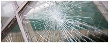 West Bridgford Smashed Glass